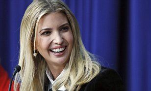 Ivanka Trump News on Donald Trump's Daughter | Daily Mail Online