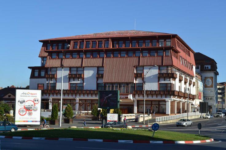 Magazin general, construit in 1979.