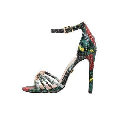 Elevate your dancing shoes in python print #ZalandoXCovetMe #Zalando #covetme