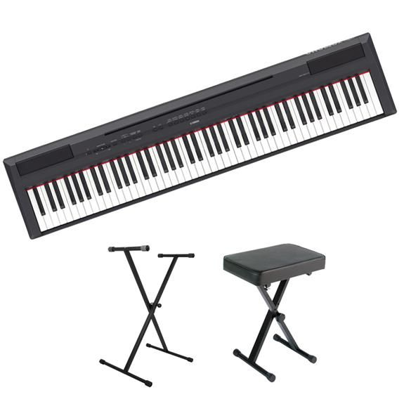 44 best keyboards synths images on pinterest keyboard for Yamaha p115 stand