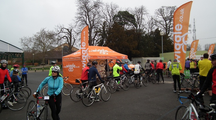 Wiggle No Excuses 2012 Sportive