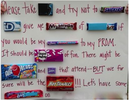 How To Ask A Guy To Prom - Creative Ways To Ask Someone To Prom - Seventeen