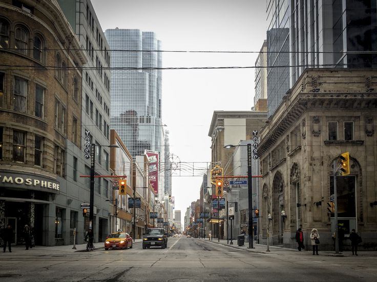 Yonge & Queen Sts, Toronto, Canada | Flickr - Photo Sharing!