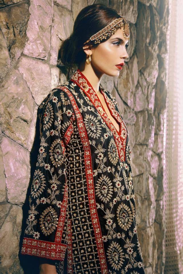 Kanya S S 2015 High Fashion Pakistan Desi Outfits