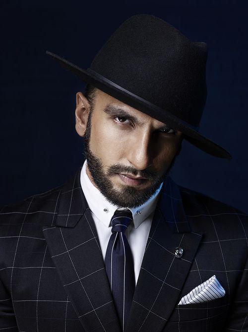 Ranveer Singh. Miles and miles of multidimensional style.