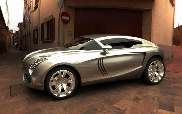 Maserati SUV concept