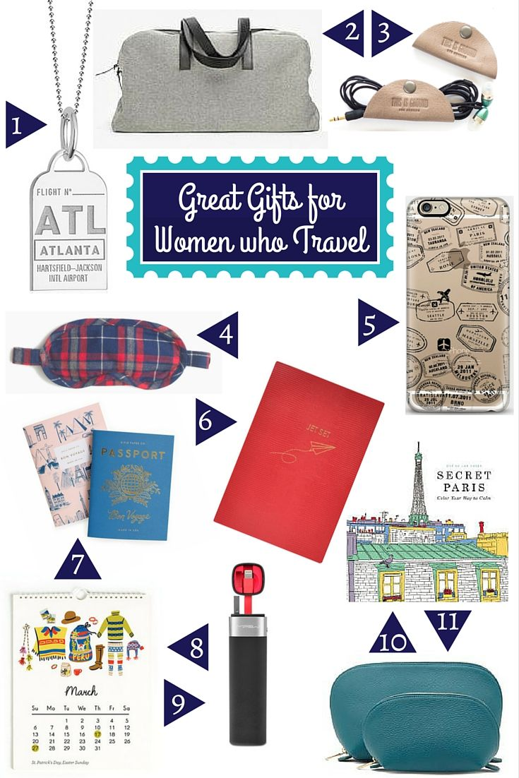 Great Presents For Women Part - 44: Gift Guide For Travelers. Great Gifts For WomenTravel ...