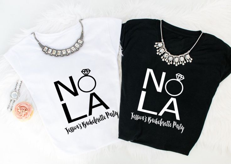 Nola Bachelorette T-Shirt, S-2XL, Customize Your Colors, Bachelorette Party Shirts, Bachelorette Party, New Orleans Bachelorette by ShopatBash on Etsy https://www.etsy.com/listing/469460191/nola-bachelorette-t-shirt-s-2xl