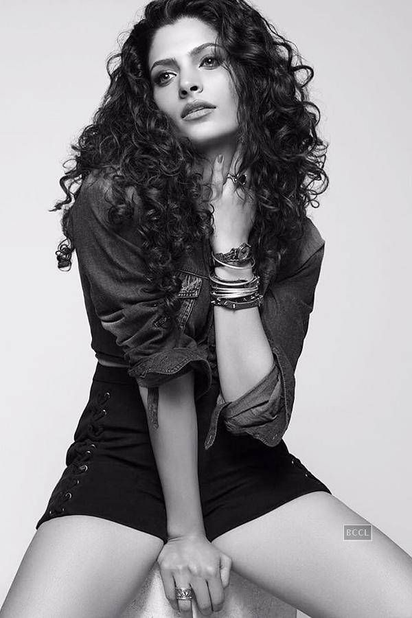 Saiyami Kher's Hot Photoshoot