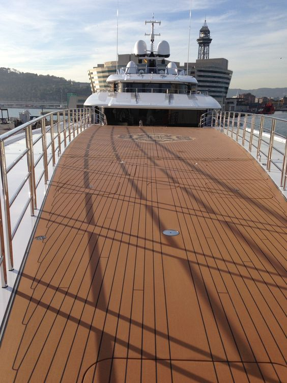 how to finish teak wood on a boat