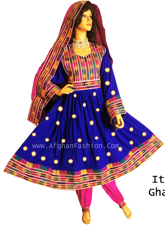 Afghan traditional dress and accessories. You can purchase ...