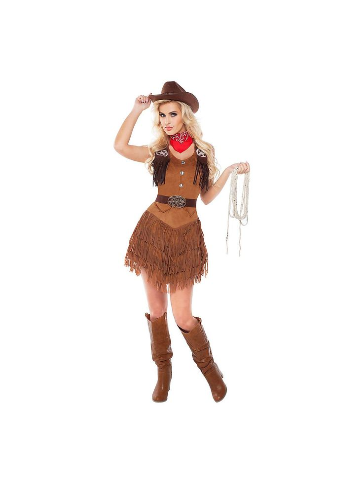 Costume cowgirl sexy-1770
