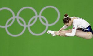 Bryony Page won silver for Team GB in the trampoline and made history in the process.