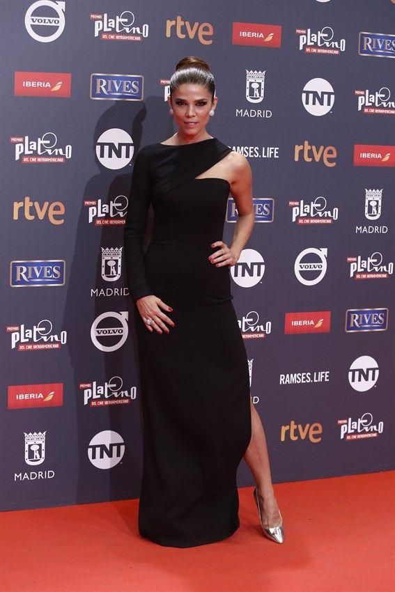 Premios Platino 2017 Juana Acosta
