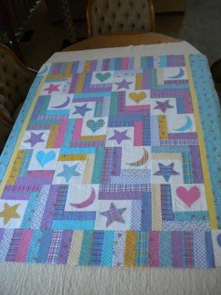 ideas for baby quilts | Cute ideas for baby quilts..