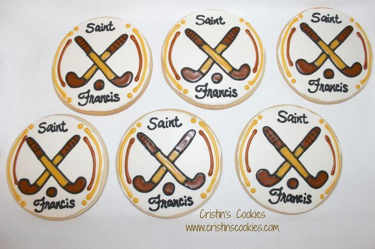 Cristins cookies field hockey cookies field hockey