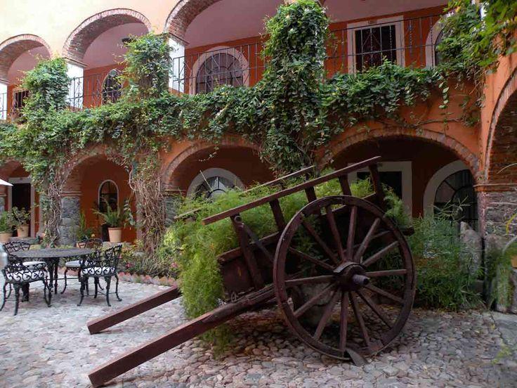 Monteverde Hotel in San Miguel.