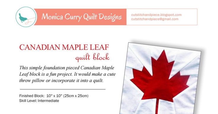 025_Canadian Maple Leaf block pattern.pdf