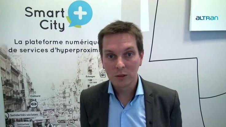 Leader mondial du conseil en innovation et ingénierie avancée, Altran est coordinateur du projet Smart City+. Olivier Picard nous explique son rôle et partage avec nous sa vision de la plateforme d'hyper proximité.  Suivez Smart City+ sur Twitter: https://twitter.com/SmartCityPlus  http://www.altran.fr