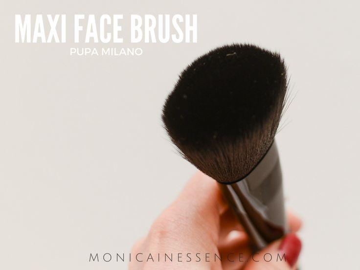 MAXI FACE BRUSH Pupa Milano