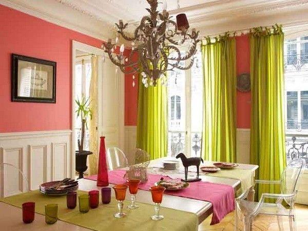 9 buone idee per dipingere un muro di colore http://repiuweb.com/index.php/new-blog/81-9-buone-idee-per-dipingere-un-muro-di-colore