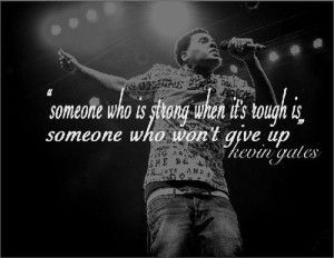 Wise Pictures Quotes by Kevin Gates
