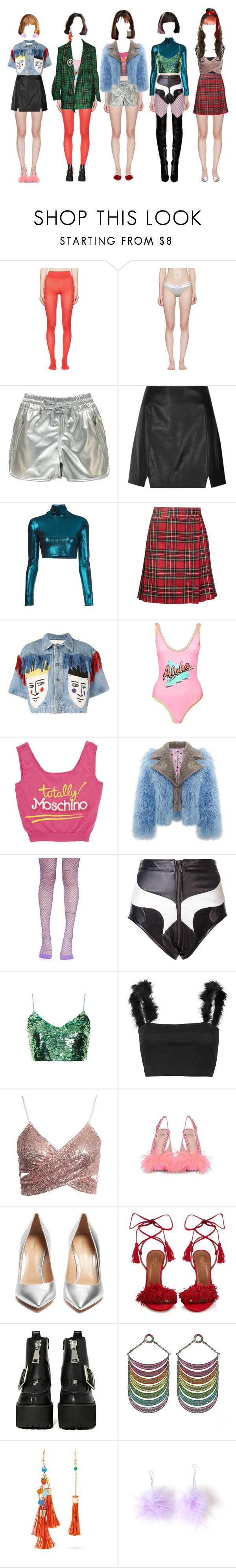 """""""{ PULP } Wild Style - Dance scene"""" by vxxo ❤ liked on Polyvore featuring Gucci, Calvin Klein Underwear, Boohoo, River Island, Alexander Lewis, Topshop, JC de Castelbajac, Moschino, Leg Avenue and Moonspoon Saloon"""