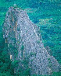 Ibiapaba (Serra Grande) divisa Piauí-Ceará