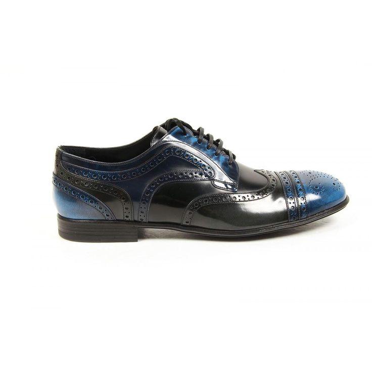 Dolce & Gabbana mens derby shoes Milano CA6047 AP340 8D677