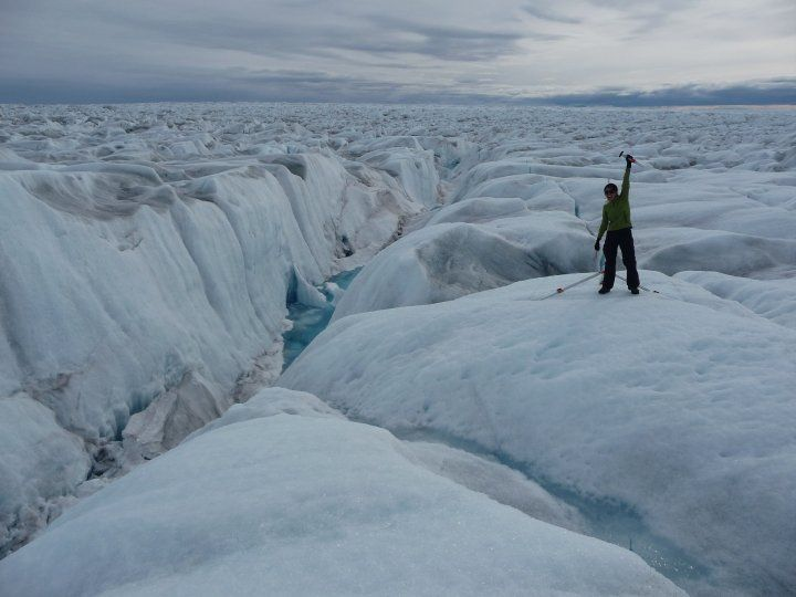 Ice loss across Greenland has accelerated, leading to fears of irreversible melting and sea-level rise.