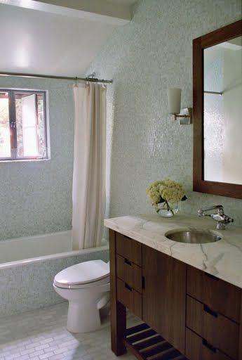 Nice Bathroom Design For Small Space: Nice Small Bathroom