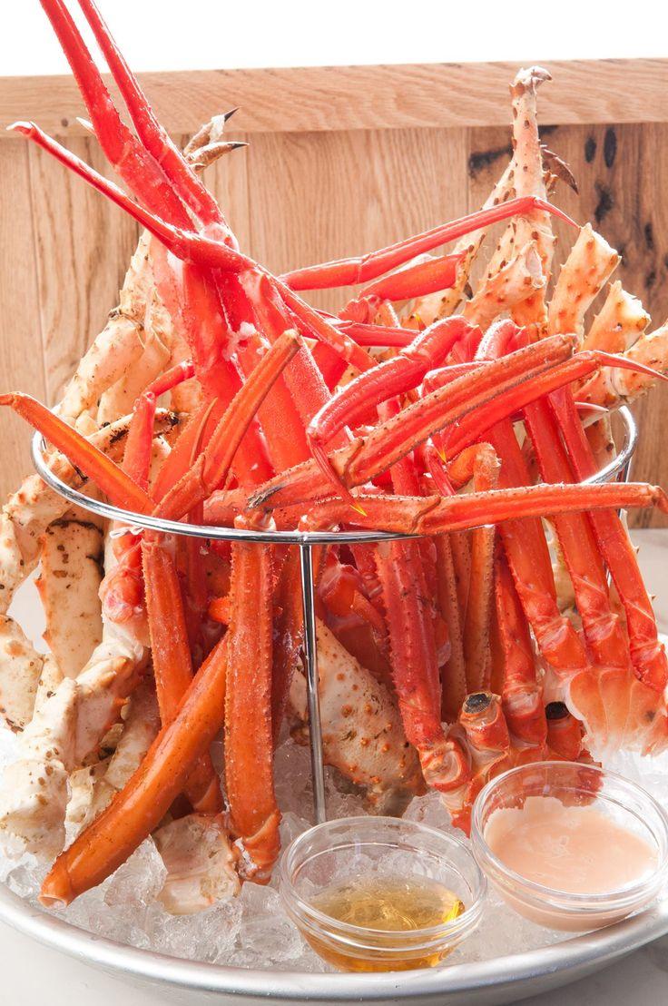 Crab platter (deluxe)