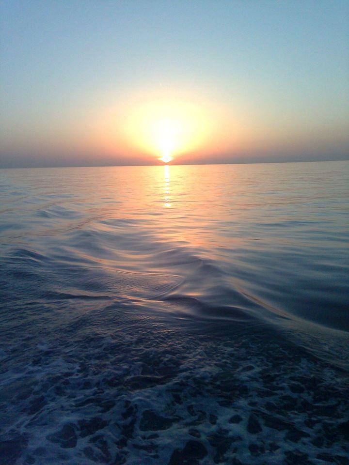 Bodrum / Turkey  -sunset-