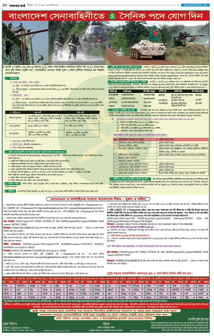 best images about all kinds of exam or job news army er sainik job circular bd army er sainik job exam date and time you can apply bd army job for sainik post from our site