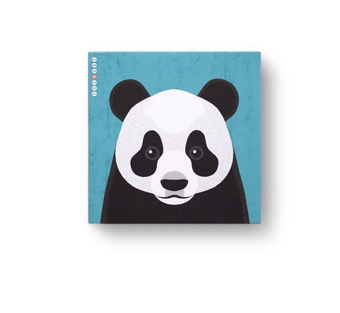 자이언트 팬더 / 이야기가 있는 그림, 멸종위기동물 캠페인