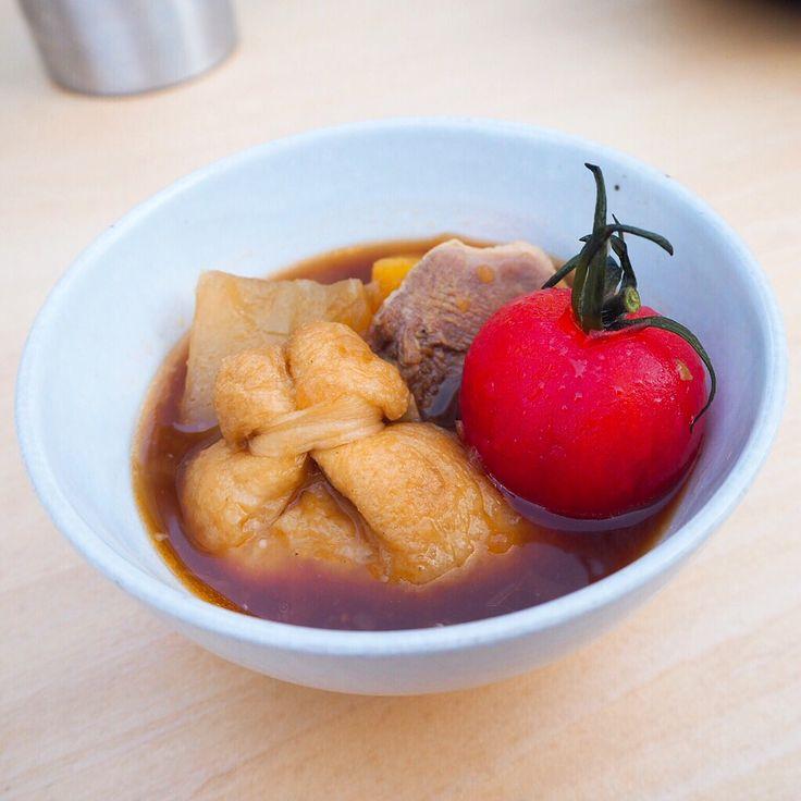 屋上テラスでこたつ×おでんが楽しめる!自由が丘〈also Soup Stock Tokyo〉の冬メニューをレポート。   東京を、おいしく生きるための最新情報 Hanako.tokyo(ハナコ・ドット・トーキョー)