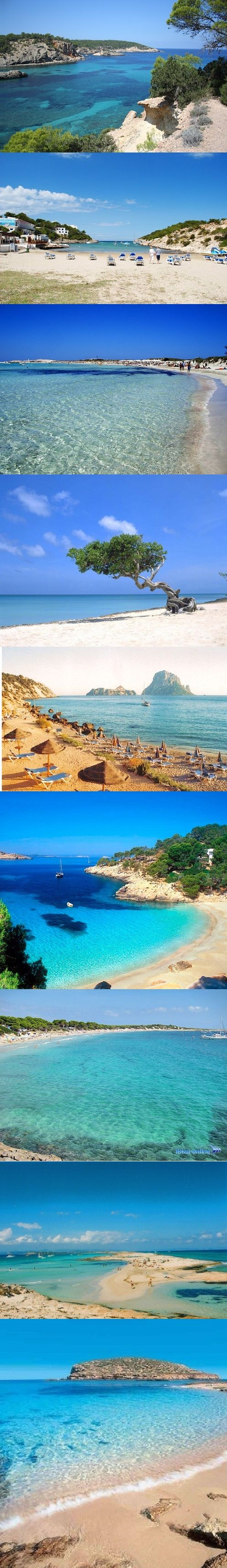 Gorgeous Ibiza Beaches