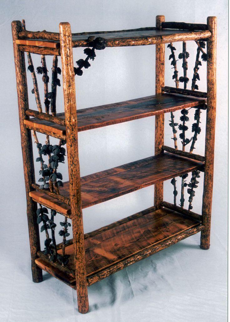 125 Best Log Furniture Images On Pinterest | Log Furniture, Furniture Ideas  And Log Cabins