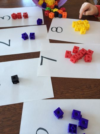 Math Play: 20 Minutes a Day (Blog Post) Can we encourage math play for early childhood the same way we encourage 20 minutes of reading per day? Imagine the authentic number sense that we would develop in our children.