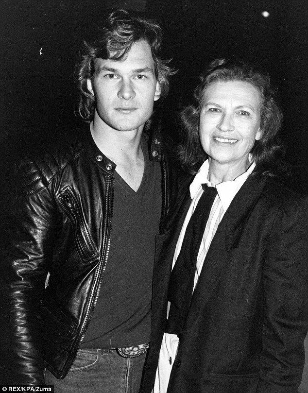 Patrick Swayze's mother Patsy dies at age 86 | R.I.P ...