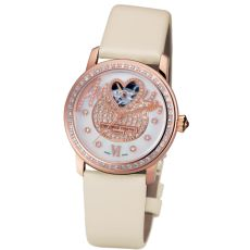 Frederique Constant Ladies Automatic Amour Heart Beat by ShuQi