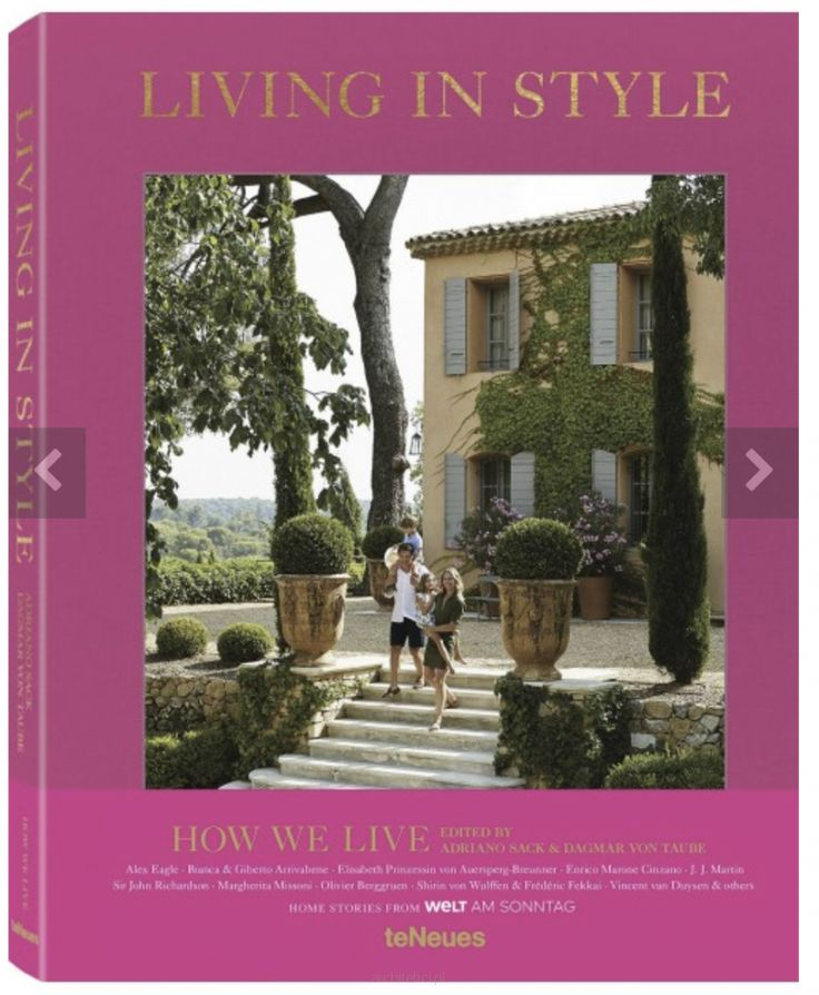 Living in Style – How we live