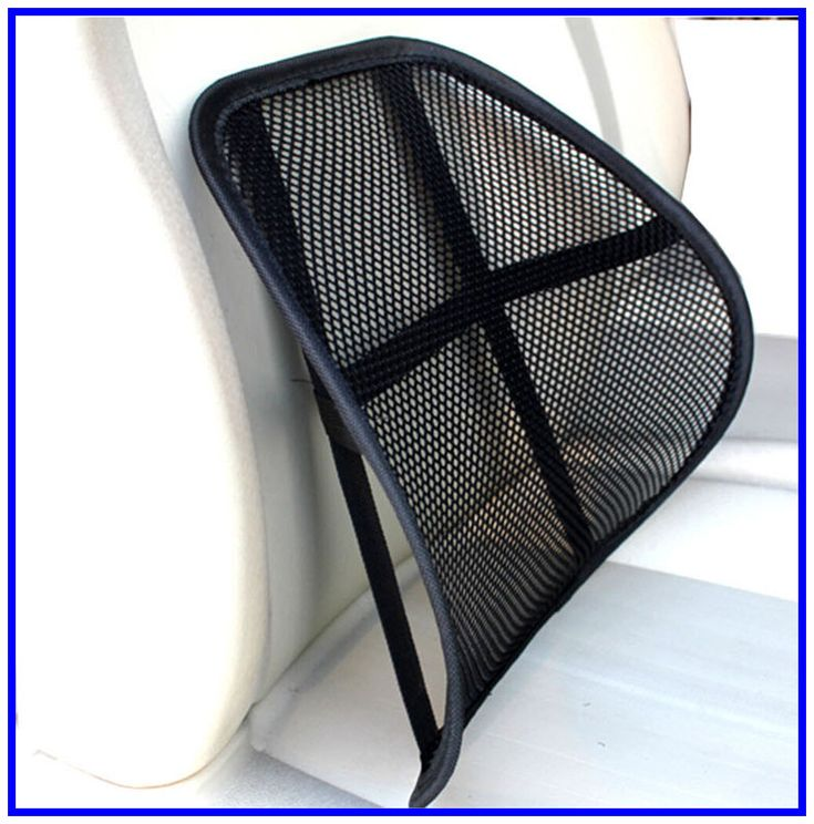 desk chair back support