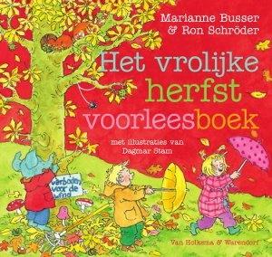 Het vrolijke herfst voorleesboek