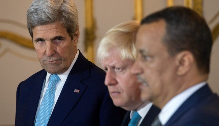 US And UK States Support Is Not Good For Military Action In Opposition To Syria.