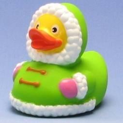 rubber duck Eskimo
