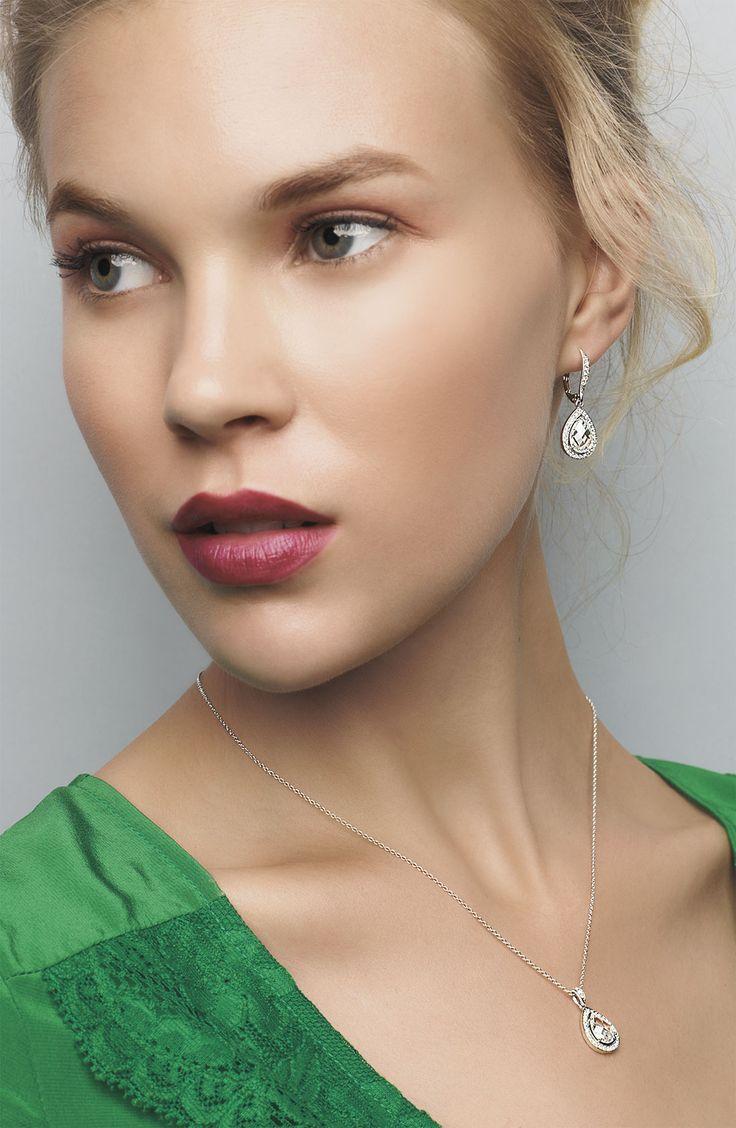 17 Best Images About Nadri Necklace On Pinterest Capri