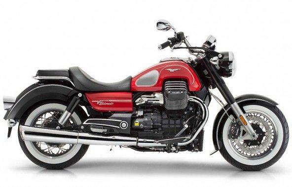 Moto MOTO-GUZZI California Eldorado, Paradise Moto, Concessionnaire MV Agusta, Triumph et MBK, Paris Etoile