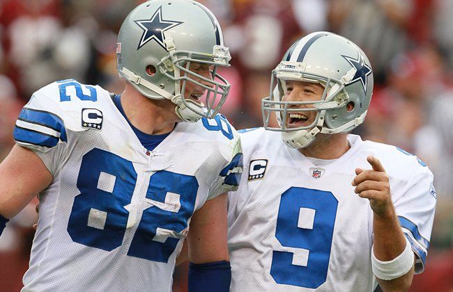Tony Romo & Jason Witten Tweeted Their Goodbyes To Each Other ...