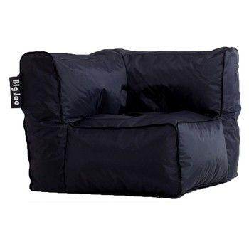 Big Joe Zip Modular Sofa Corner Chair Bean Bag Chairs